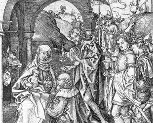 Adoration of the Magi — Филиппо Липпи