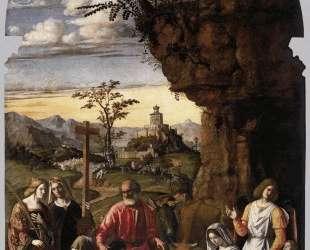 Adoration of the Shepherds — Чима да Конельяно