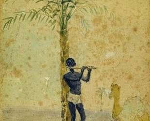 Африканский мотив — Илья Репин