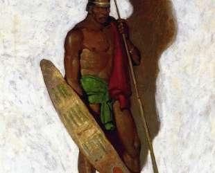 African Warrior — Ньюэлл Конверс Уайет