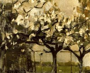 Деревья — Пит Мондриан