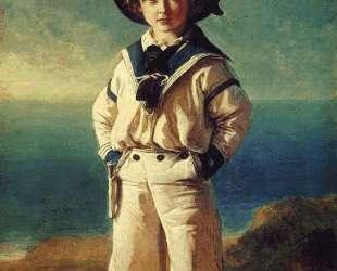 Albert Edward, Prince of Wales — Франц Ксавер Винтерхальтер
