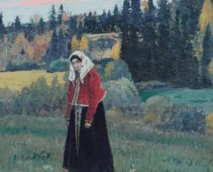 Аленушка — Михаил Нестеров