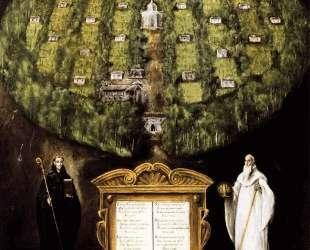 Аллегория Ордена Камальдулов — Эль Греко