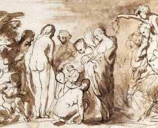 Allegory of Fertility — Якоб Йорданс