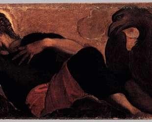 Allegory of the Scuola di San Giovanni Evangelista — Тинторетто