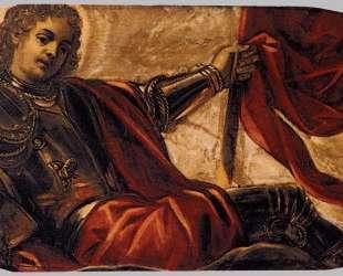 Allegory of the Scuola di San Teodoro — Тинторетто
