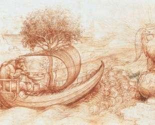Allegory — Леонардо да Винчи