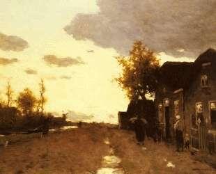Along the Canal — Иохан Хендрик Вейсенбрух