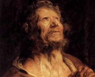 Апостол со сложенными руками — Антонис ван Дейк