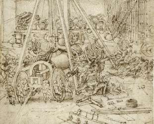 An Artillery Park. jpg — Леонардо да Винчи