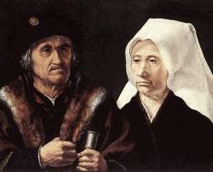 An Elderly Couple — Мабюз