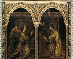 Благовещение — Якопо Беллини