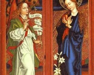 Annunciation — Леонардо да Винчи