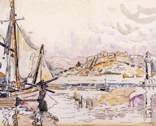 Antibes — Поль Синьяк