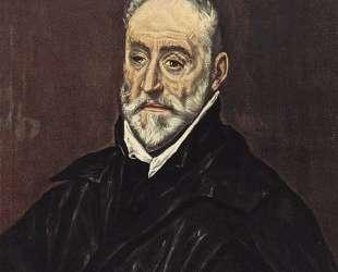 Антонио де Коваррубиас — Эль Греко