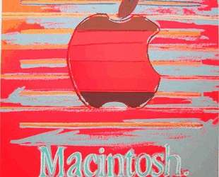 Apple — Энди Уорхол