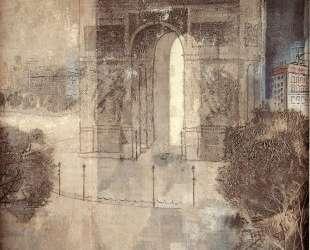 Arc de Triomphe — Юрий Анненков