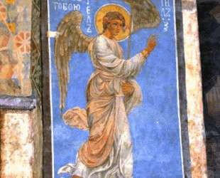 Archangel Gabriel — Михаил Врубель