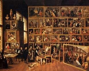 Archduke Leopold's Gallery — Давид Тенирс Младший