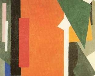 Architectonics in Painting — Любовь Попова