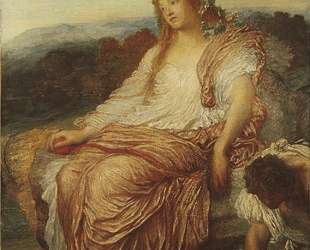 Ariadne — Джордж Фредерик Уоттс