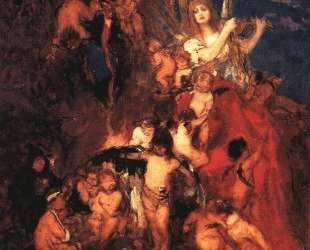 Art and it's Spirits — Николаос Гизис