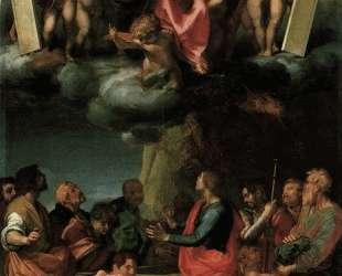 Assumption of the Virgin — Пьер Поль Прюдон