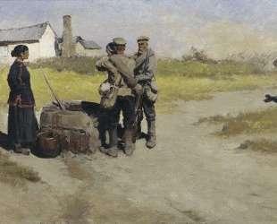 At the well — Иван Владимиров