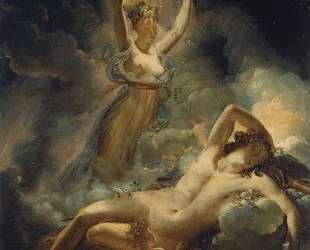 Aurora and Cephalus 2 — Пьер-Нарцисс Герен