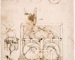 Automobile — Леонардо да Винчи