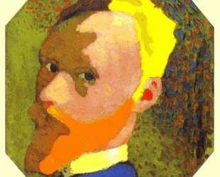 Autoportrait — Эдуар Вюйар