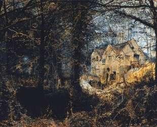 Autumn Glory: The Old Mill — Джон Эткинсон Гримшоу