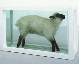 Отбившаяся от стада — Дэмьен Хёрст