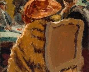 Baccarat — the Fur Cape — Уолтер Сикерт