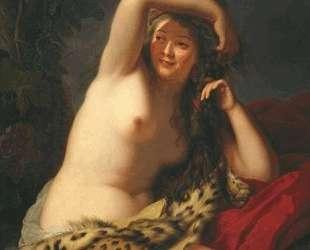 Bacchante — Элизабет Луиза Виже-Лебрен