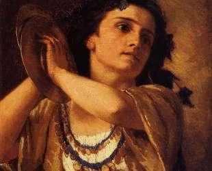 Вакханка — Мэри Кассат
