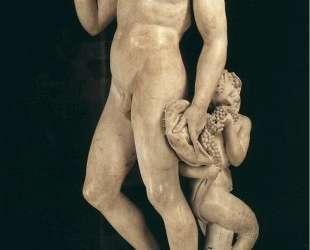 Bacchus — Микеланджело