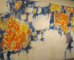 Basel Mural I — Сэм Фрэнсис