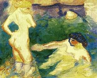 Bathers — Франтишек Купка