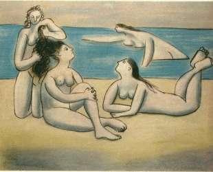 Bathers — Пабло Пикассо