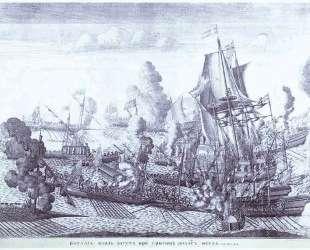 Battle of Gangut June 27, 1714 — Алексей Зубов