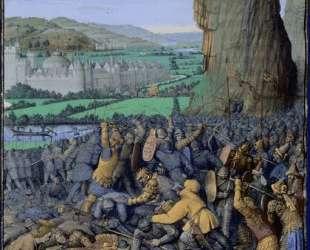 Battle of Gilboa Flavius ??Josephus — Жан Фуке