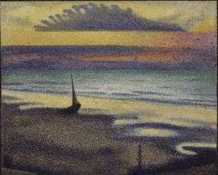 Beach at Heist — Жорж Леммен