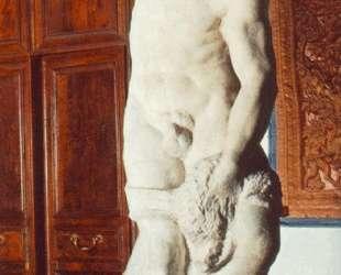 Bearded Slave — Микеланджело