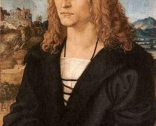 Безбородый юноша — Лукас Кранах Старший