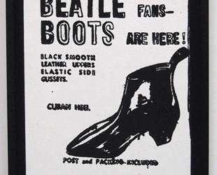 Beatle Boots — Энди Уорхол