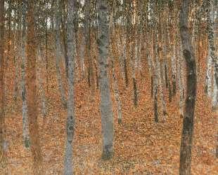 Beech Grove I — Густав Климт