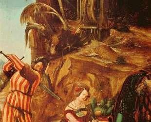 Казнь св. Екатерины — Альбрехт Альтдорфер