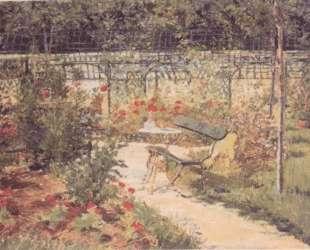 Bench — Эдуард Мане